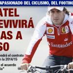 Fernando Alonso compra el Euskaltel Euskadi