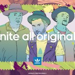 Adidas Originals Unite con el hip-hop, Run DMC y A-Trak