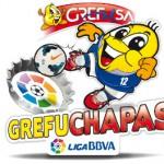 Juega a la liga BBVA con Grefuchapas