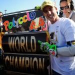 Pol Espargaró campeón del mundo en Moto2 2013