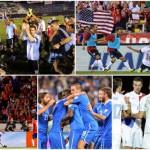 21 países clasificados para el Mundial Brasil 2014