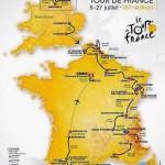 Recorrido Tour de Francia 2014