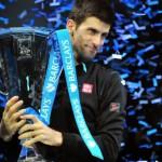 Djokovic vence a Nadal en la final del Masters de Londres