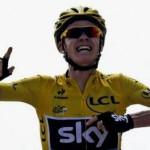 Premio Velo d´Or de ciclismo para Chris Froome