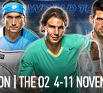 Semifinales del Masters de Londres 2013