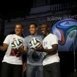 Brazuca, presentado el balón del Mundial de Brasil 2014