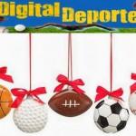 Digital Deporte os desea Feliz Navidad