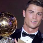 Cristiano Ronaldo FIFA Ballon d´Or 2013