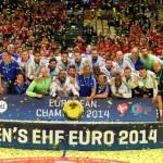 Francia gana el Europeo de Balonmano, España bronce