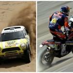 Nani Roma y Marc Coma vencen en el Dakar