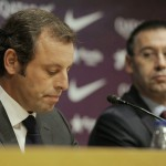 Sandro Rosell dimite como presidente del FC Barcelona