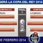 Copa del Rey de baloncesto Málaga 2014