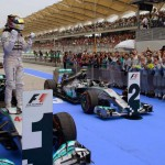 Doblete de Mercedes en el GP de Malasia