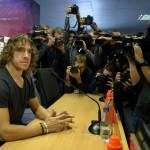 Puyol dejará al Barcelona a final de temporada