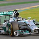 Nico Rosberg gana el GP de Australia