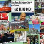 El Bayern-Real Madrid en las redes sociales