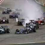 Duelo de Hamilton y Rosberg en Bahréin