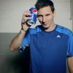 Pepsi lanza su spot centrado en el fútbol
