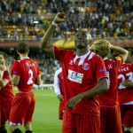 El Sevilla en la final de la Europa League