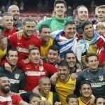 Atlético de Madrid campeón de Liga