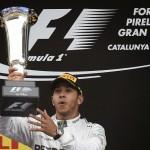 Alonso sexto en Barcelona, Hamilton vuelve a ganar