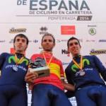 Alejandro Valverde campeón de España contrarreloj