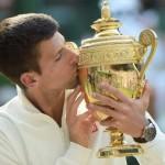 Djokovic gana en Wimbledon y es número 1 de la ATP
