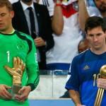 Messi, Neuer, James y Pogba premiados en el Mundial de Brasil