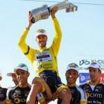 Veloso gana la Vuelta a Portugal 2014
