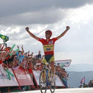 Contador etapa reina