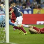 España pierde otra vez, ahora con Francia