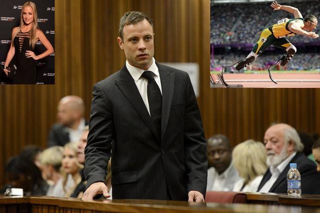 Pistorius condenado a cinco años