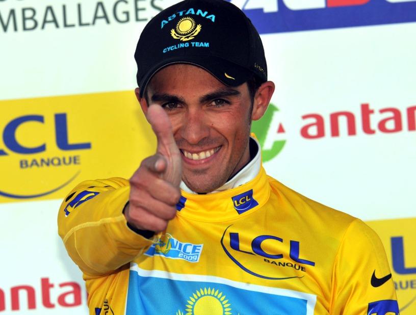 Velo d´Or para Alberto Contador