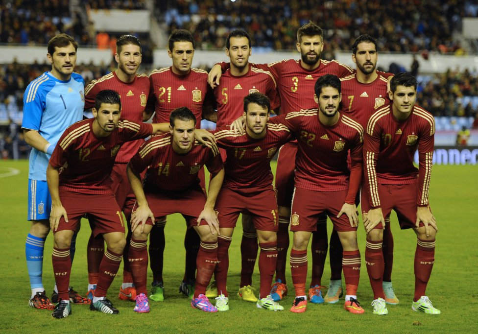 Alemania gana a España