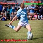 Entrevista al jugador de rugby John Semple