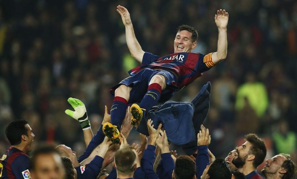 Messi y su semana de récord