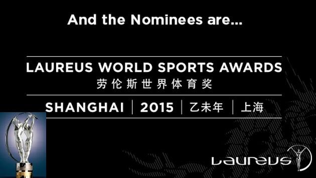 Nominados Premios Laureus 2015