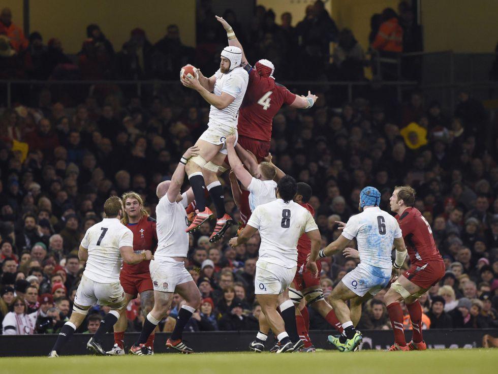 Inglaterra vence a Gales en el Seis Naciones