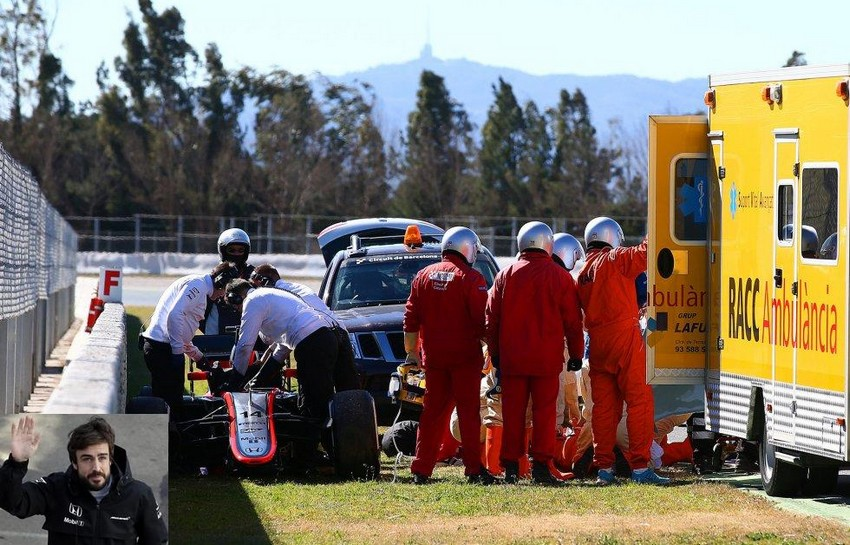 Alonso no correrá en Australia
