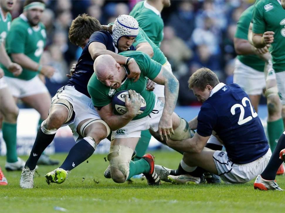 Irlanda gana el Seis Naciones de rugby
