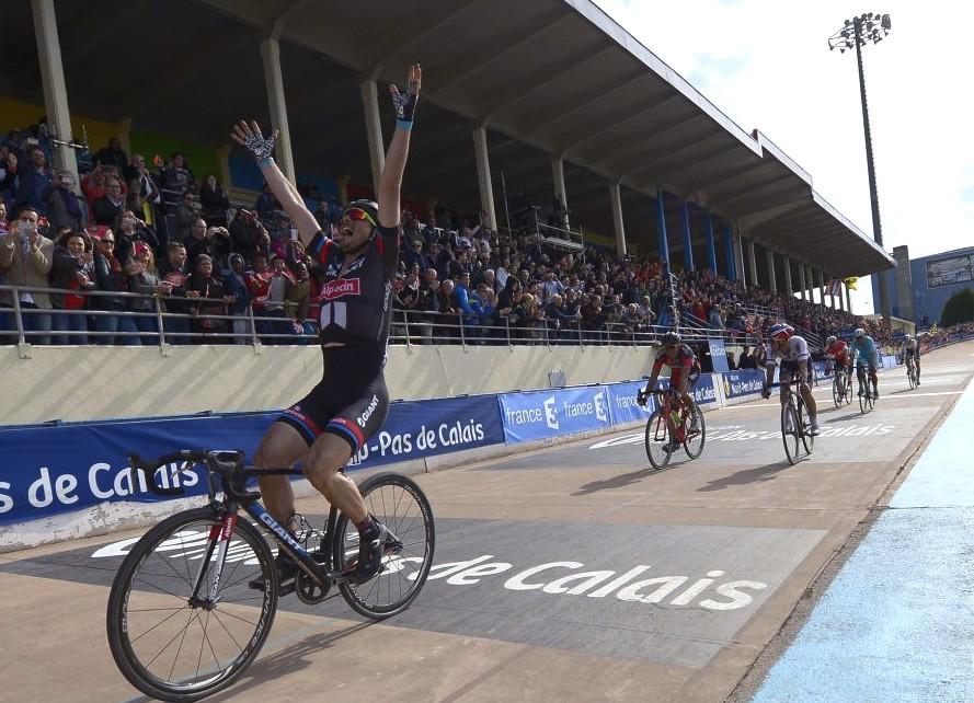 Degenkolb gana la Paris-Roubaix