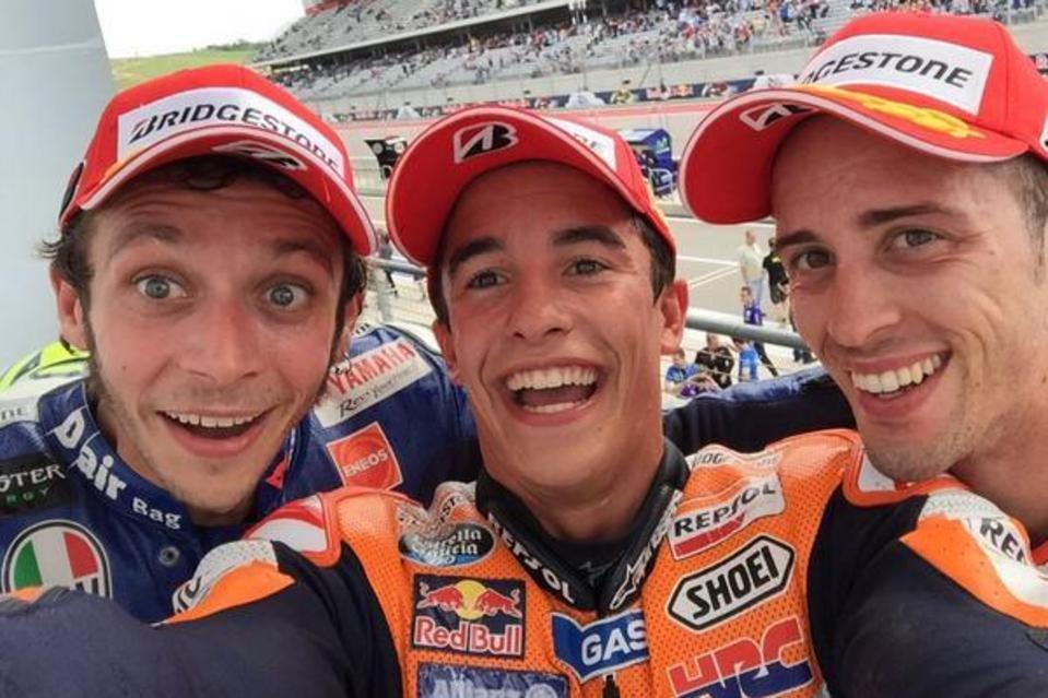 Márquez gana el GP de las Américas