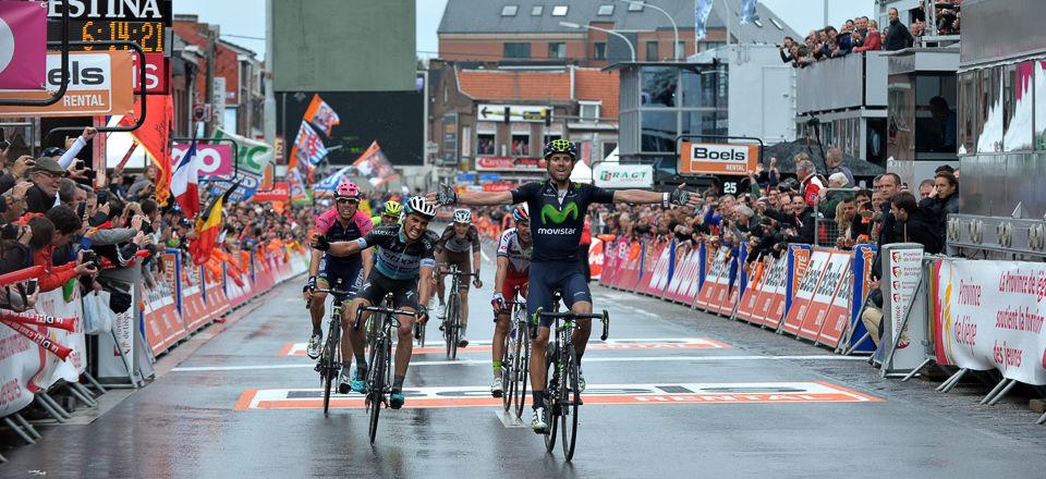Valverde gana la Lieja-Bastogne-Lieja