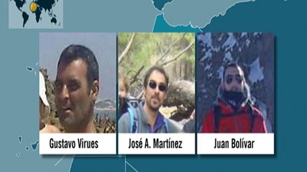 Dejan morir a un montañero en Marruecos
