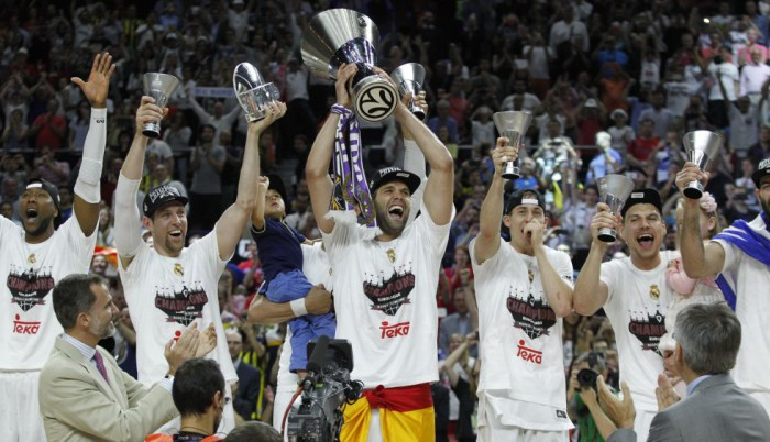 Real Madrid gana la Final Four
