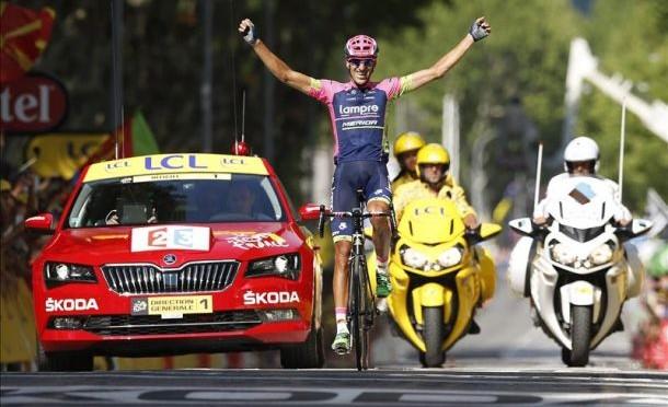 Rubén Plaza obtiene la tercera victoria española en el Tour