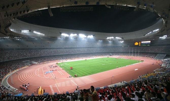 Comienza el mundial de atletismo