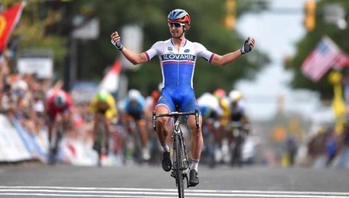 Sagan gana el mundial