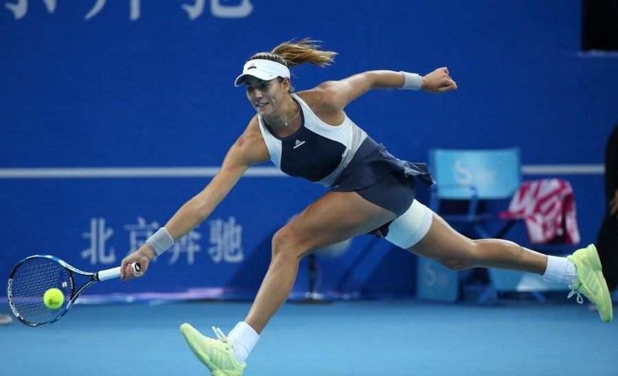 Muguruza 4ª en la clasificación WTA
