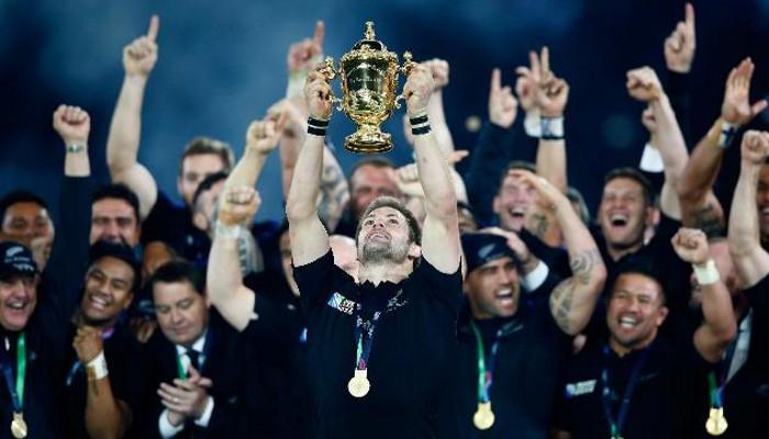 Nueva Zelanda campeón del mundo de rugby